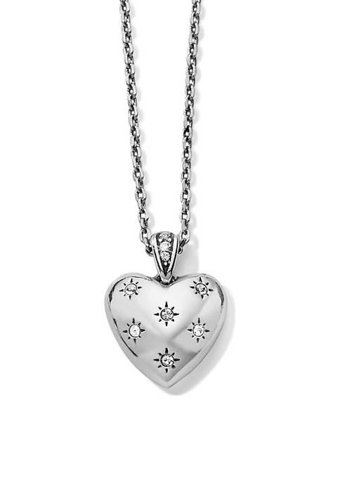Stellar Heart Necklace