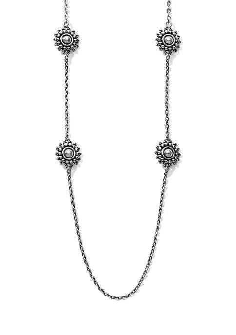 Telluride Sunburst Long Necklace