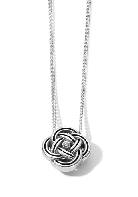 Interlok Mini Necklace
