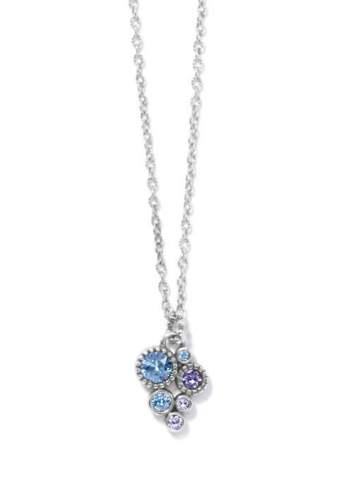 Halo Radiance Petite Necklace