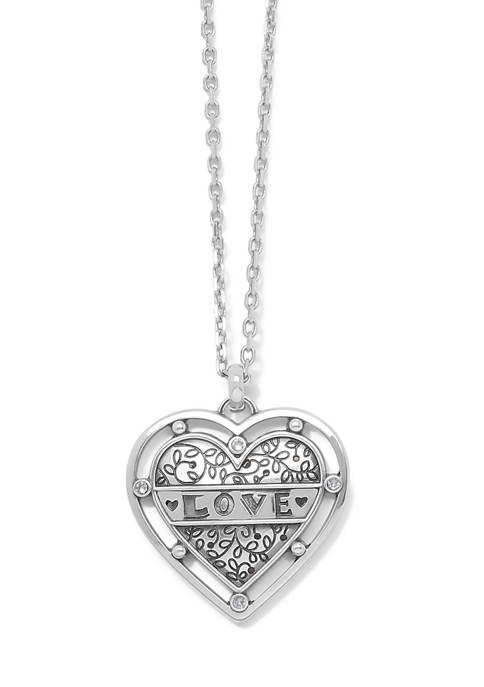 Chalice Heart Necklace