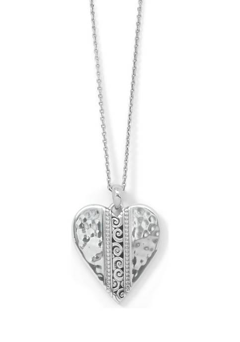 Mingle Adore Heart Necklace