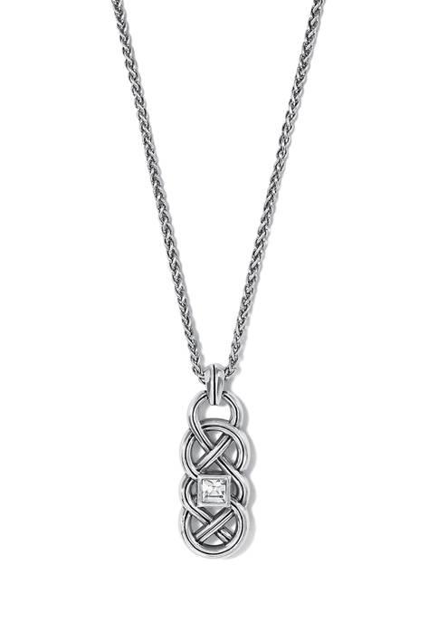 Interlok Lustre Necklace