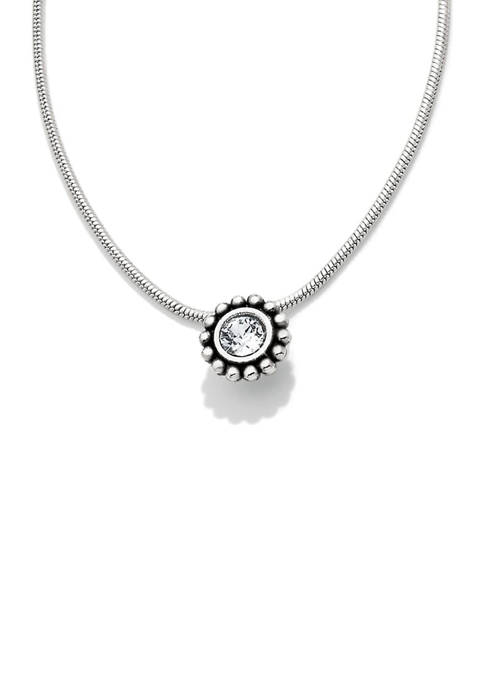 Twinkle Round Necklace