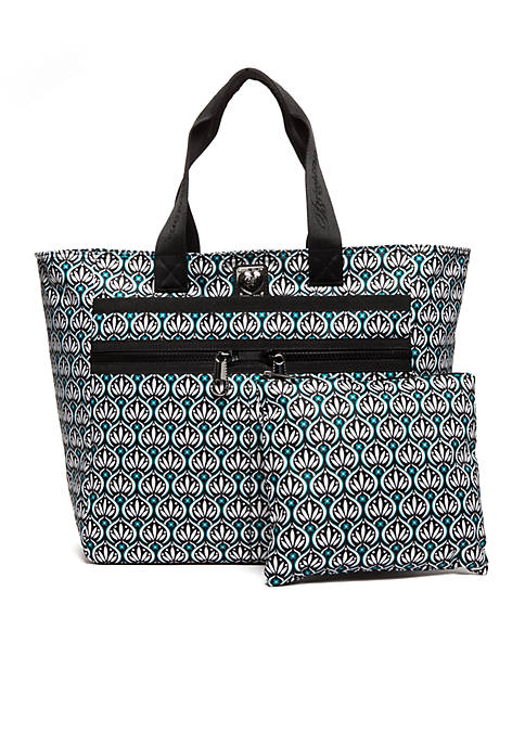 Brighton® Tangier Tile Lock It Super Tote