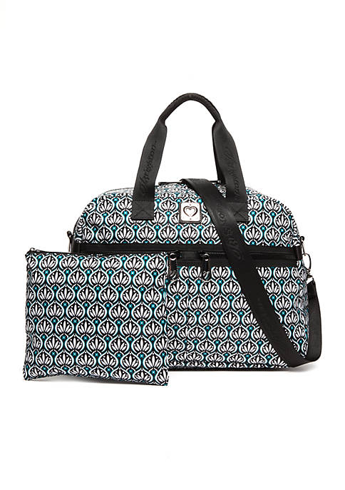 Tangier Tile Jetsetter Duffel Bag