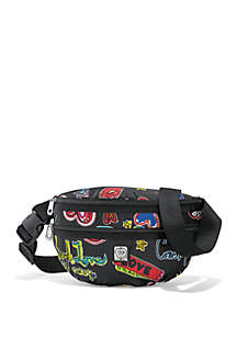 Love Scribble Belt Bag