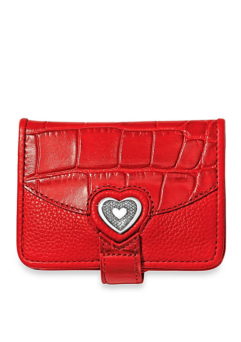 Brighton® Bellisimo Heart Small Wallet