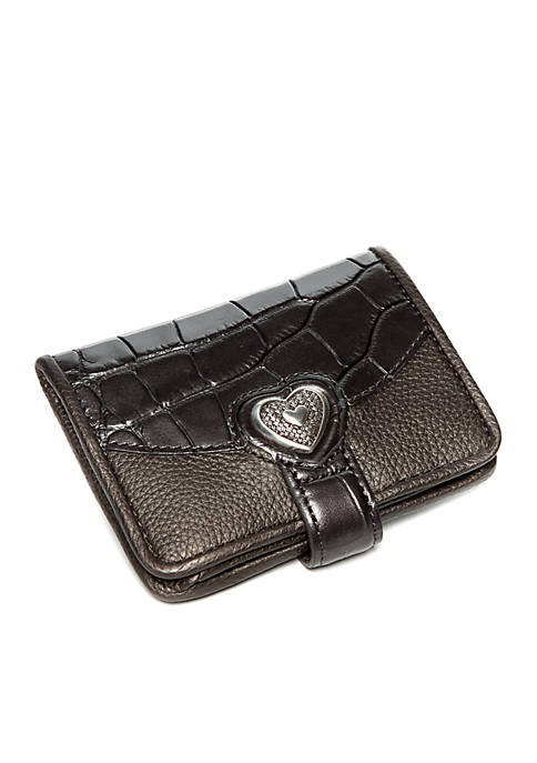 Brighton® Bellissimo Heart Small Wallet