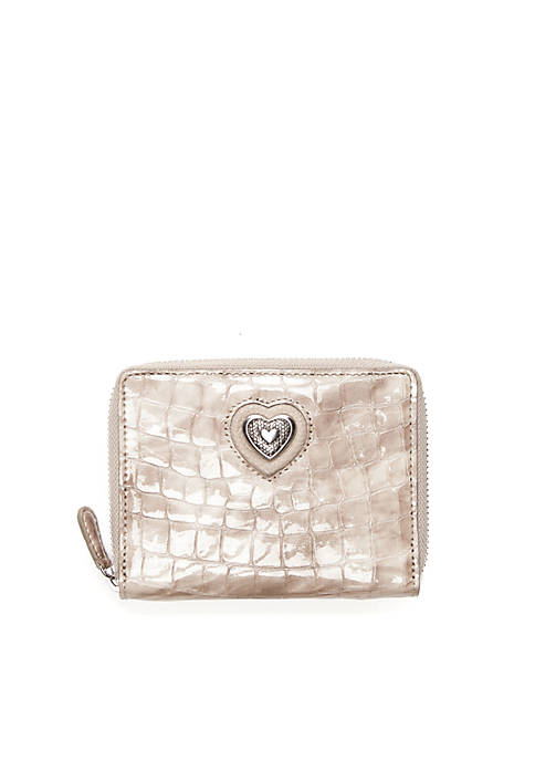 Brighton® Bellissimo Heart Medium Wallet