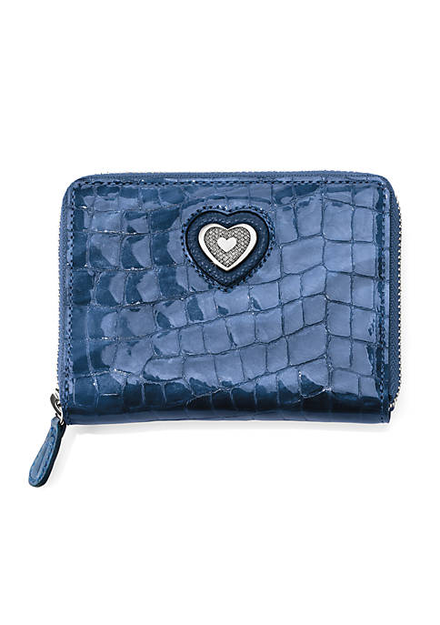 Brighton® Bellisimo Heart Medium Wallet