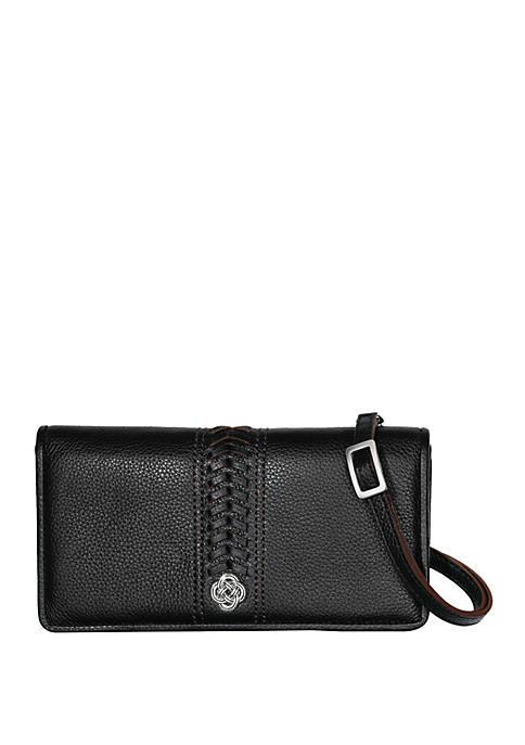 Brighton® Interlok Large Wallet