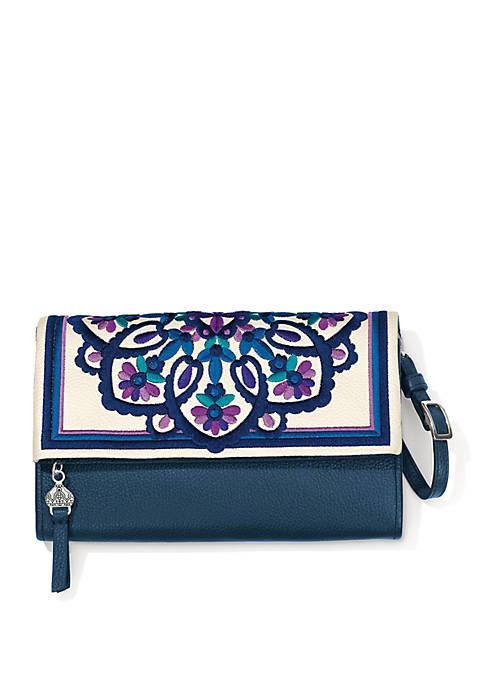 Brighton® Casablanca Jewel Embroidered Flap Organizer