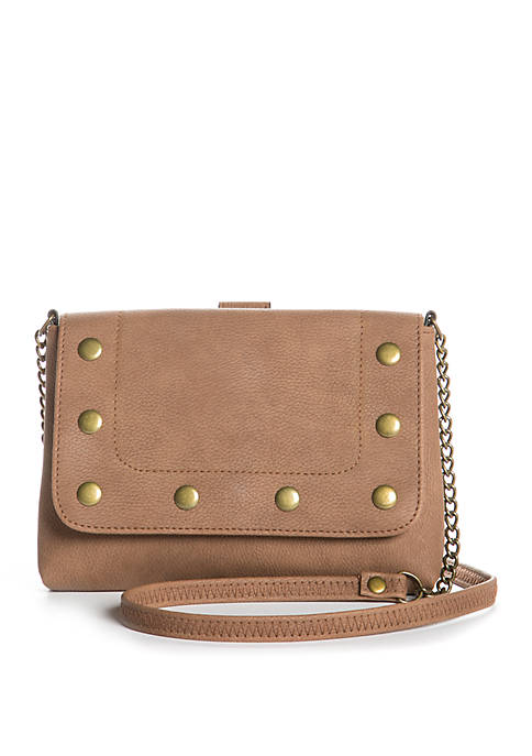 Small Stud Crossbody