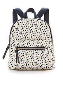 Medium Canvas Backpack