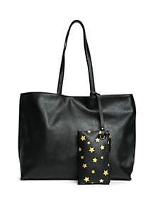 Tote with Pouch
