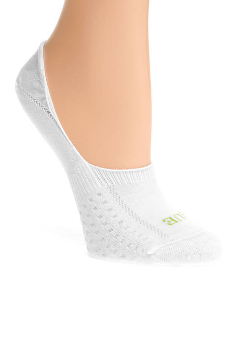 HUE® Air Cushion Liner Socks