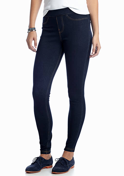 HUE® Curvy Fit Denim Legging