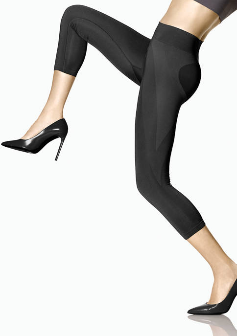 HUE® Womens Seamless Shaping Capri Pants