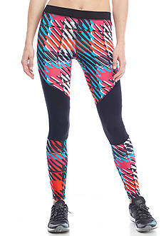 HUE® Moto Mesh Active Leggings