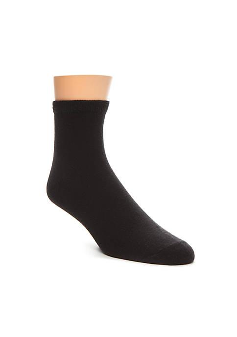HUE® Super Soft Cropped Socks