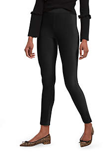 HUE® High Waist Corduroy Leggings