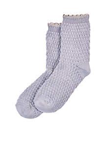 Super Soft Textured Boot Socks