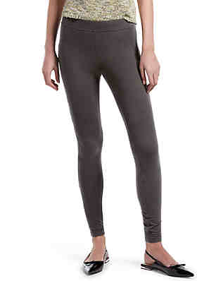 51c074425d12b HUE® Brushed Jersey Leggings ...