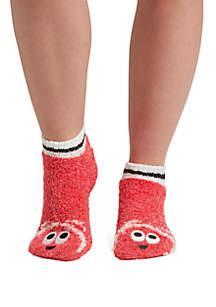 HUE® Huemoji Sock