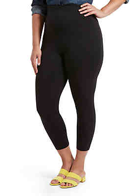 5e3add4b52f Women s Plus Size Leggings   Plus Size Capri Leggings