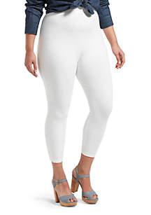 af41a2249c3e3 Women s Plus Size Leggings   Plus Size Capri Leggings