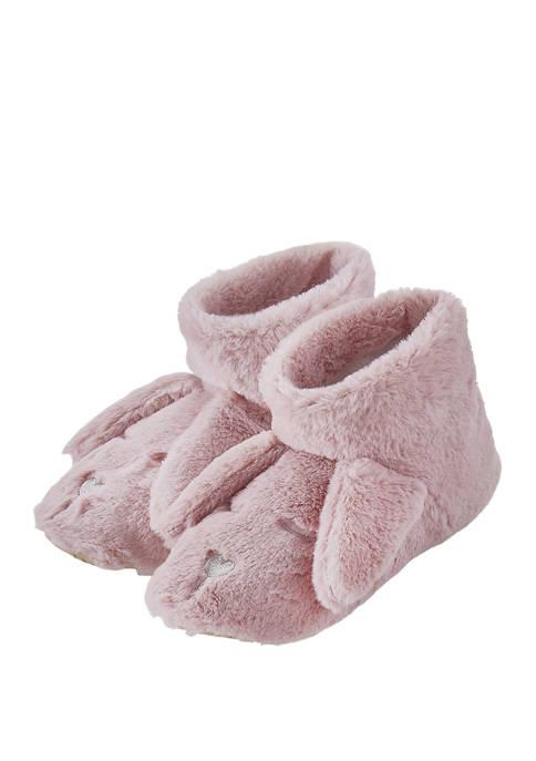 HUE® Critter Plush Booties