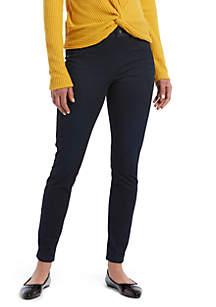 HUE® Plus Size High Waist Denim Leggings