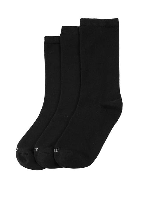 HUE® Super Soft Crew Socks