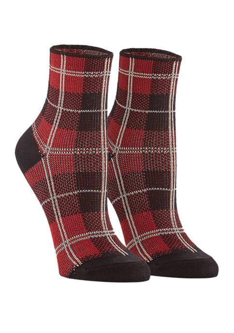 HUE® Set of Wintersoft Boot Socks