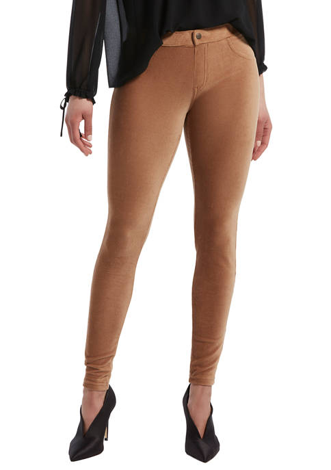 HUE® Womens Corduroy Leggings