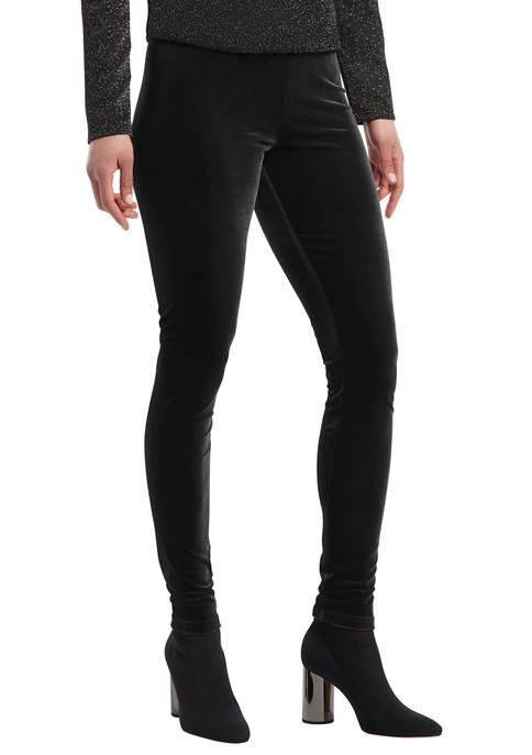 HUE® Velvet Leggings