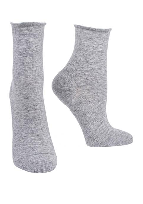 Sporty Shortie Sneaker Socks