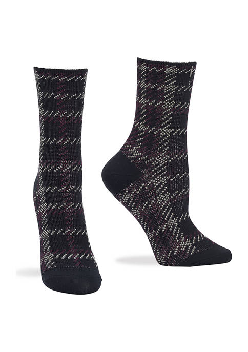 HUE® Set of 2 Wintersoft Boot Socks