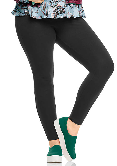 HUE® Plus Cotton Legging