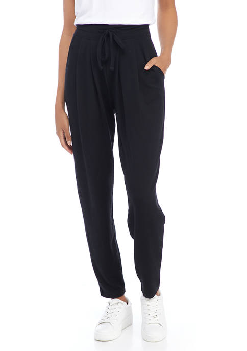HUE® Womens Relaxed Fit Joggers