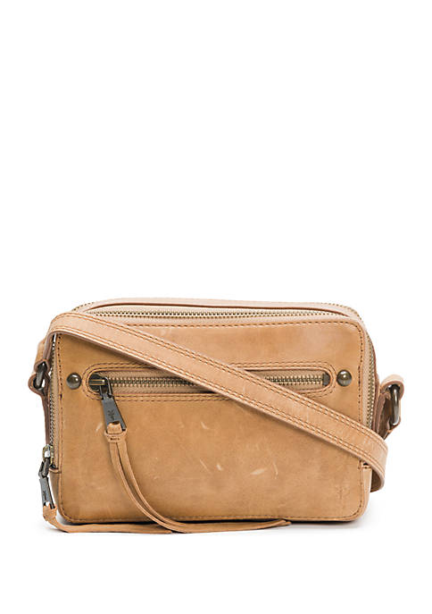 Frye Zip Camera Crossbody Bag