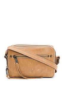 Frye Zip Camera Crossbody Bag