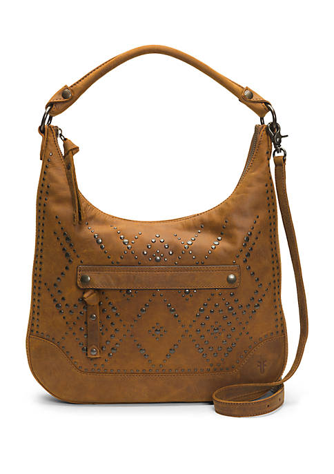 Frye Melisa Studded Hobo Bag