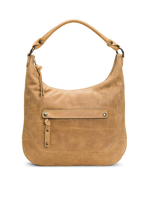 ffc4a90123 Frye Melissa Zip Hobo Bag