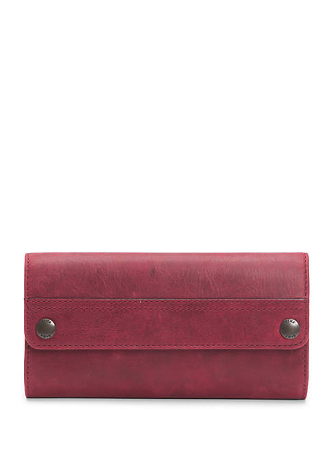 Frye Melissa Snap Wallet