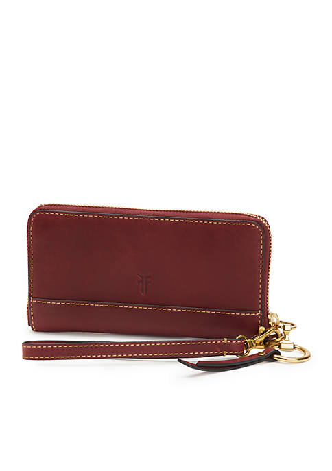 Frye Ilana Harness Phone Smooth Wallet