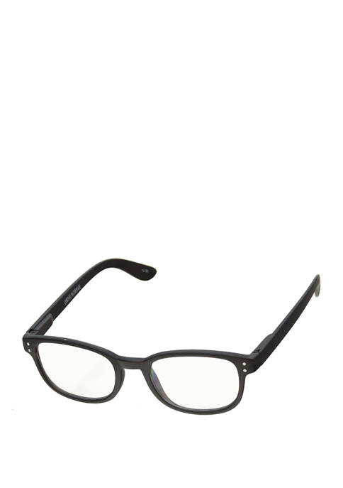 CMC by Corinne McCormack Black Color Spex Reading