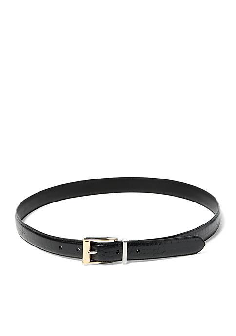 Polo Ralph Lauren Two-Tone Reversible Belt