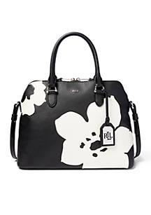 54362b6cd67a Polo Ralph Lauren. Polo Ralph Lauren Harrington Floral Dome Satchel Bag